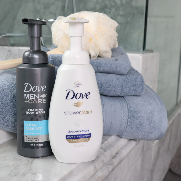 Self Care – Love The Lather With Dove