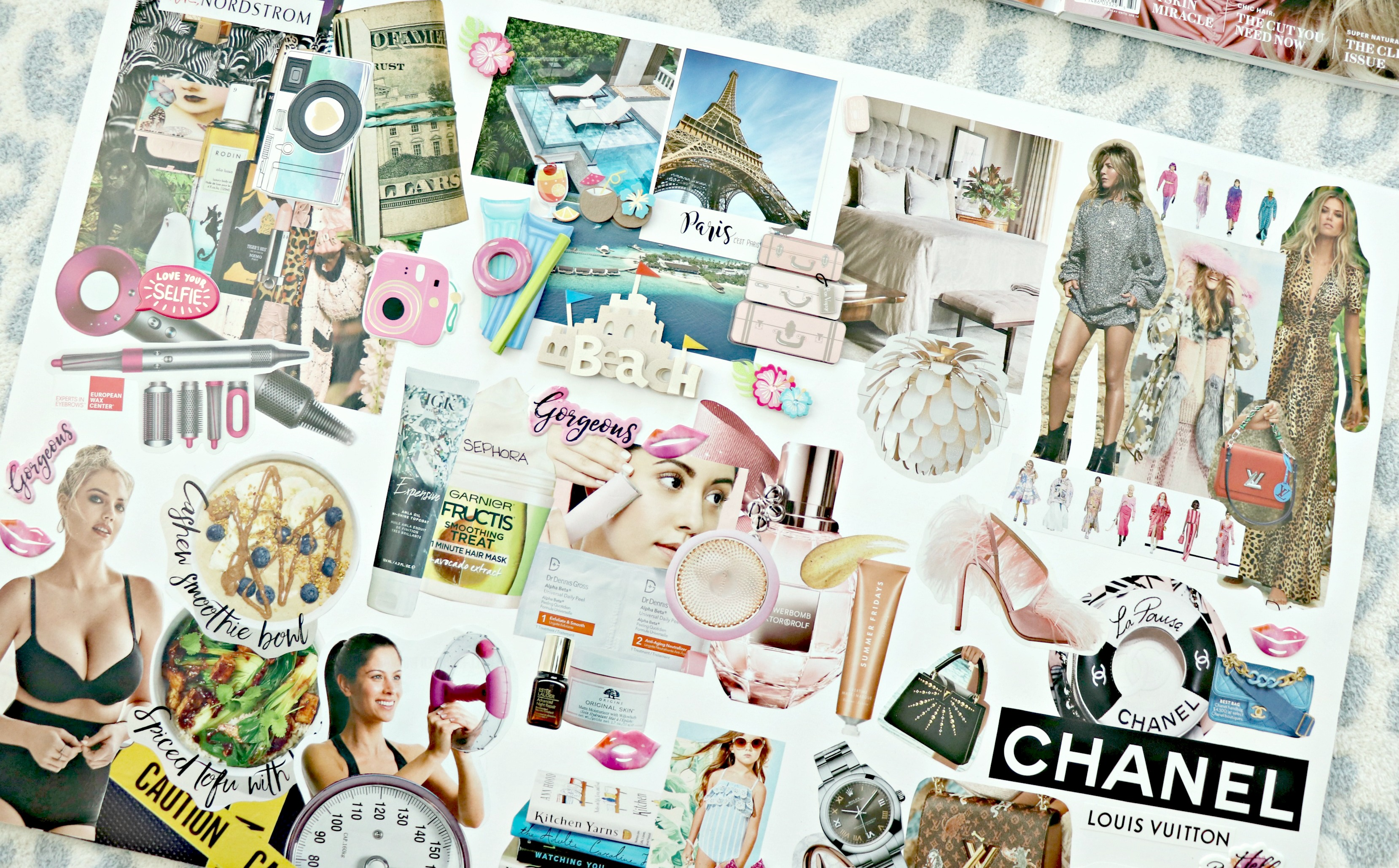 Why You Need A Vision Board