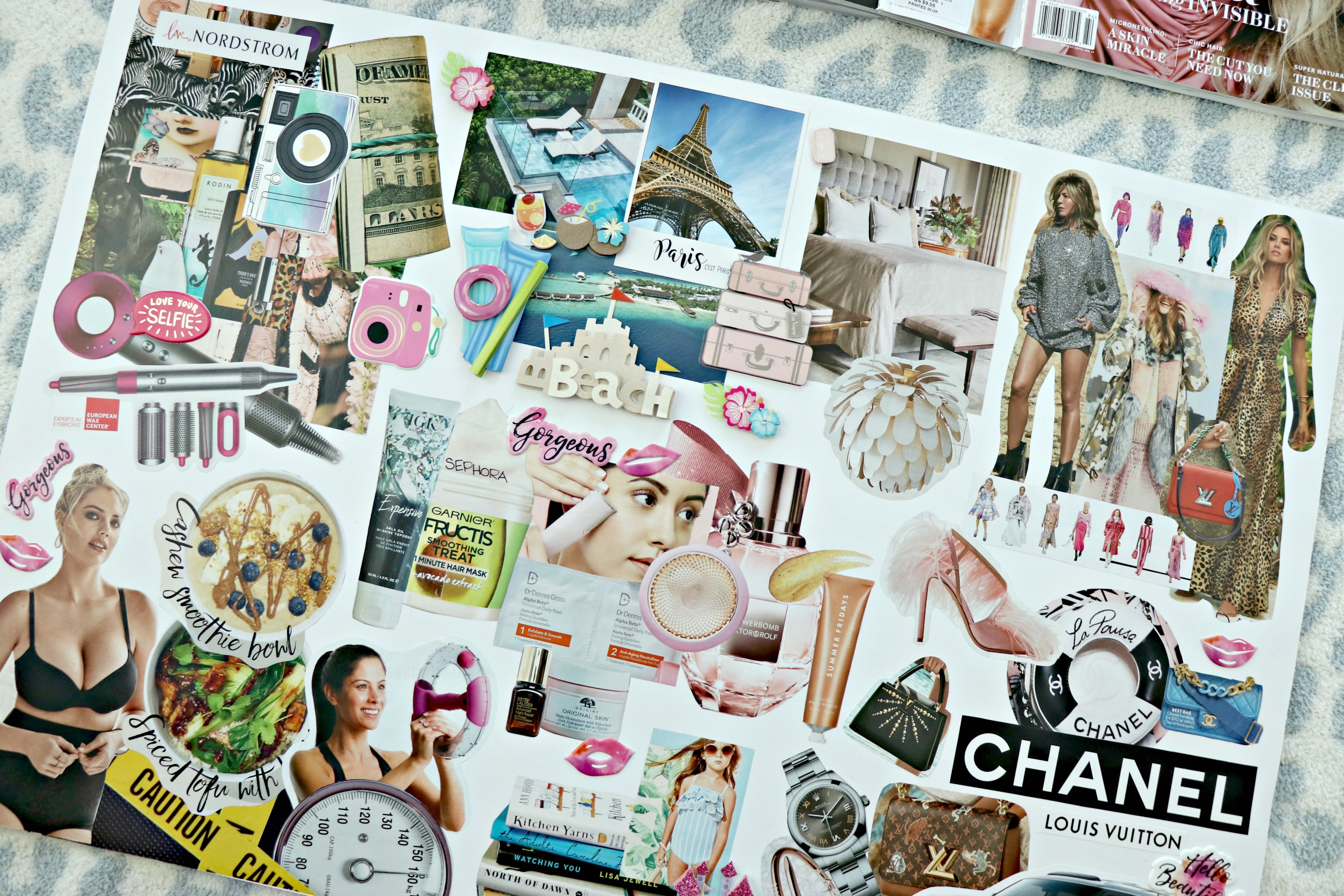 Why You Need A Vision Board 1