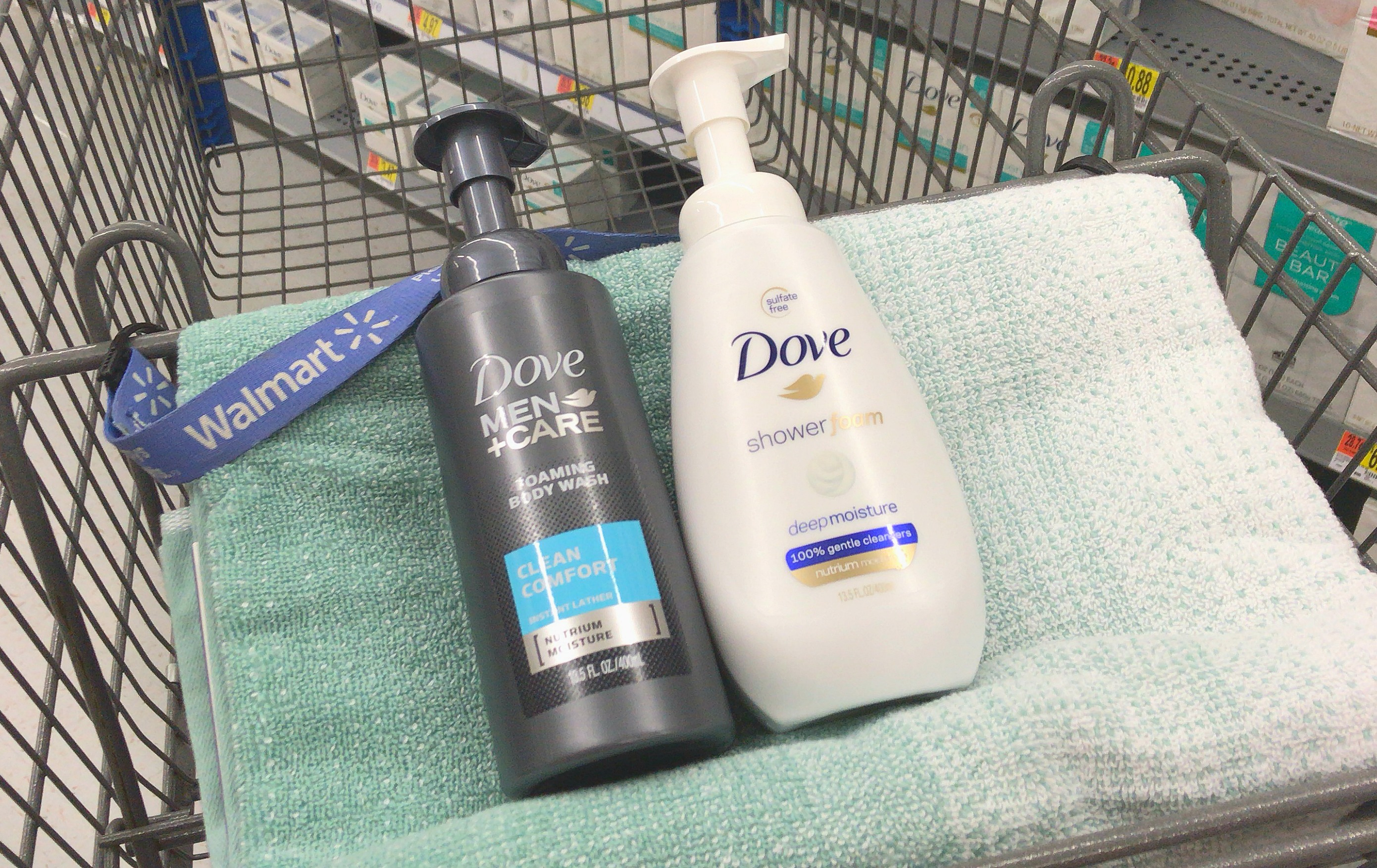 Self Care - Love The Lather With Dove 7