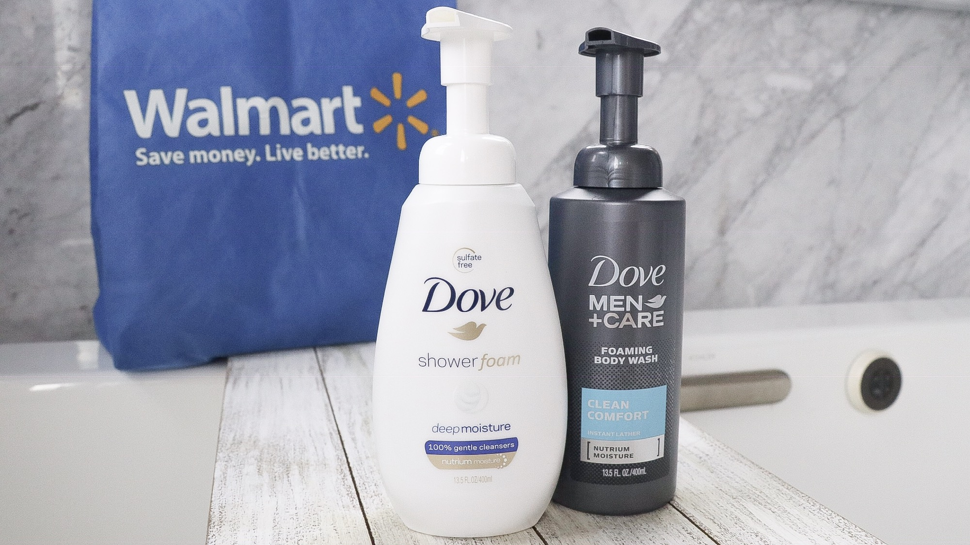 Self Care - Love The Lather With Dove 17