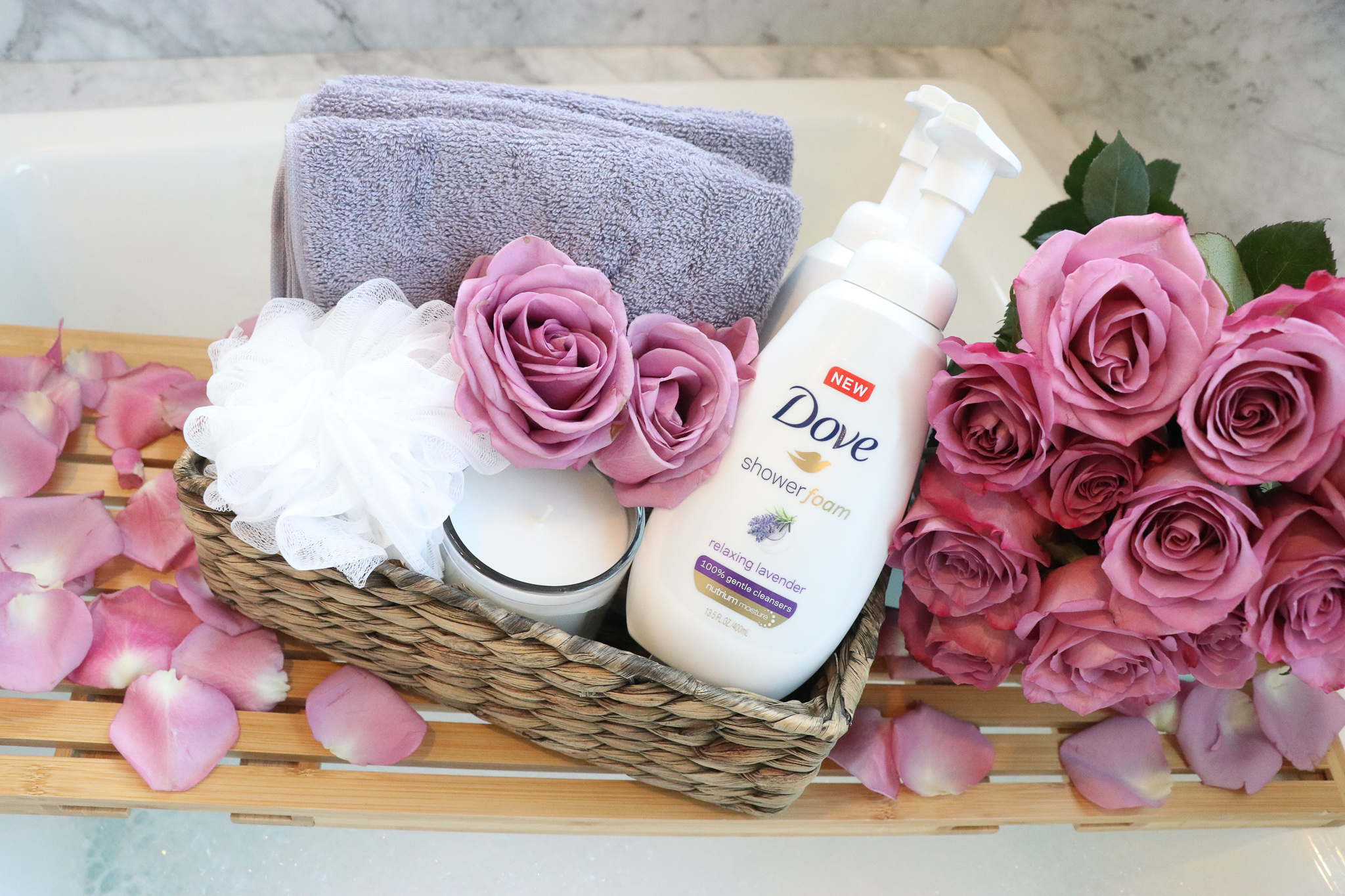 Mother's Day Indulgence With Dove 5