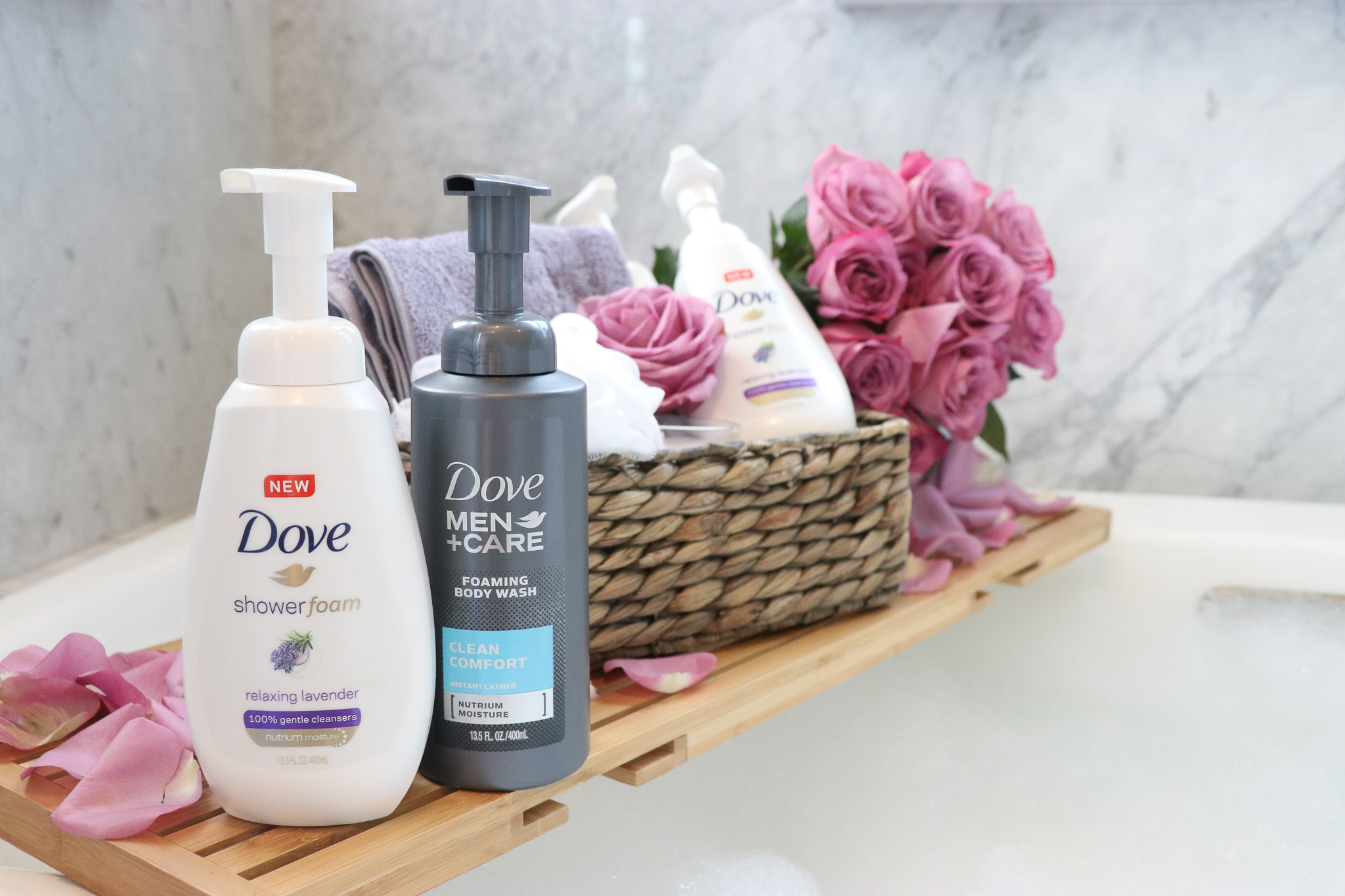 Mother's Day Indulgence With Dove 8